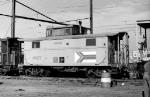 Amtrak N5 cabin car 14007