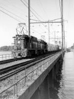 E33's on the Bush River bridge