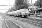 Metroliners at Odenton