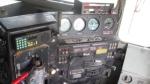 UP 2921 Cab