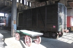 Wooden Box Car