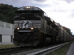NS 18N with two SD70M-2s