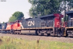 CN C44-9W 2523
