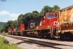 CN C44-9W 2592