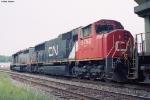 CN SD75I 5752