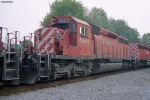 CP SD40-2 5663