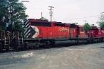 CP SD40-2 5666