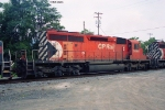 CP SD40-2 5668