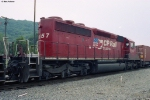 CP SD40-2 5857
