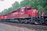 CP SD40-2 5901