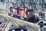 CP SD40-2's