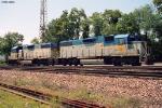 DH GP38-2 7312