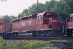STLH SD40-2 5654