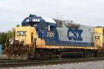 CSX 2301