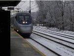 Acela 2253 to Washington, DC