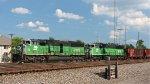 BNSF 8109 & 8114