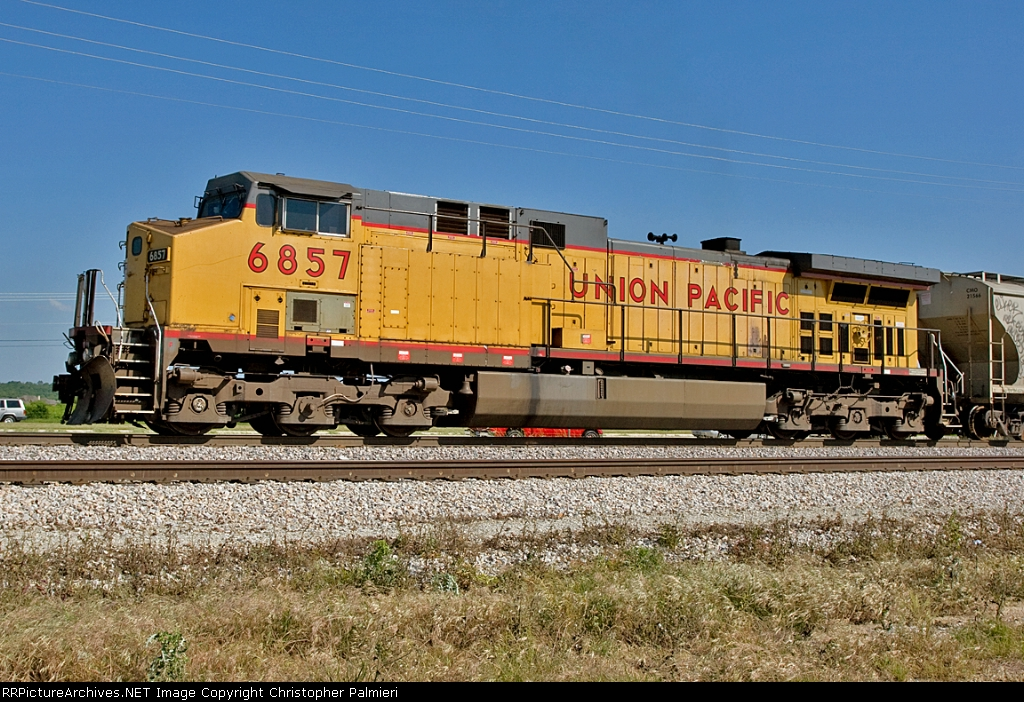 UP 6857
