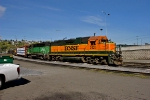 BNSF 2125 and BNSF 2918