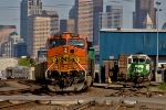 BNSF 5355 and BNSF 2879