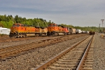 BNSF 4786 and BNSF 4433