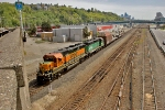 BNSF 2721 and BNSF 2883