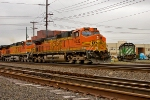 BNSF 5239 and BNSF 2078