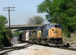 CSX 4770 at Bristow Ky