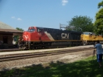 CN 2267 Leads the MASKC westbound