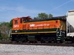 GATX Rail Locomotive Group #112