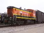 GATX Rail Locomotive Group #109
