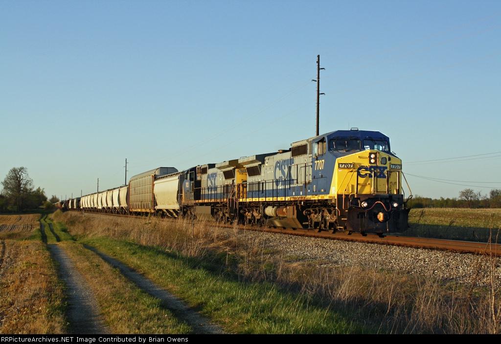CSX 7707