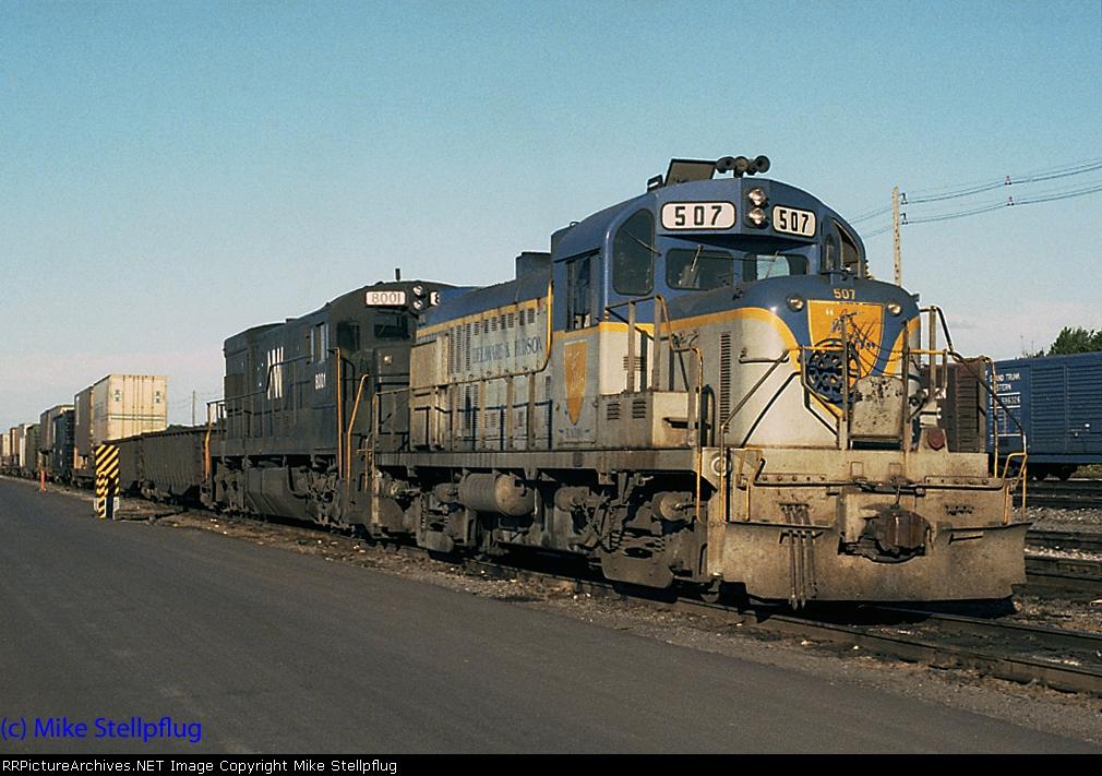 D&H 507