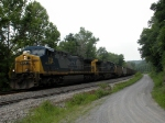 CSX 359 at Gillmore Mills Virginia