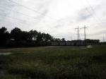 CSX coal train at Dutch Gap