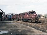CR 7610 at Sayre Station