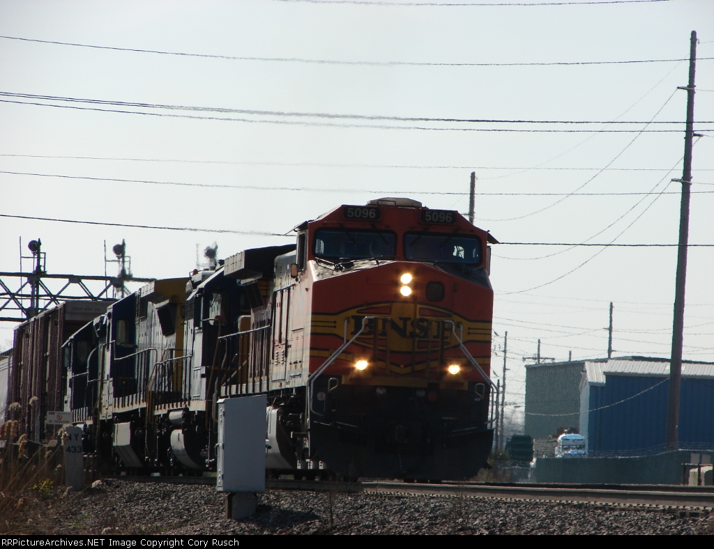 BNSF 5096