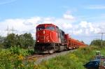CN track trains