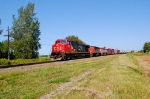 CN 401 at Lemieux