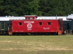 Seaboard Air Line Caboose 5246
