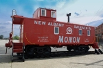 New Albany Caboose
