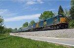 CSX Derby train 2011
