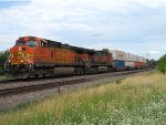 BNSF 5277 EAST