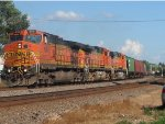 BNSF 658 WEST