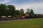 CSX 464 and 241 Southbound