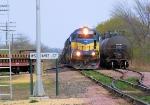 DME 6054 Train 271