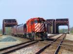 CP Geometry Train on the IHB