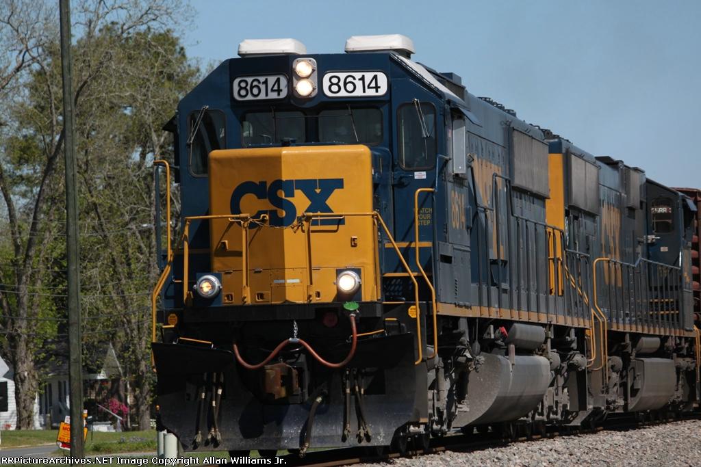 CSX 8614
