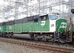 BNSF 9281