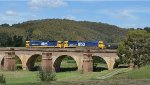 Grain Crossing the Wollondilly