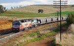 Westbound Empty Grain in NSW